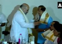 Former Chairman Of The ISRO Joined BJP