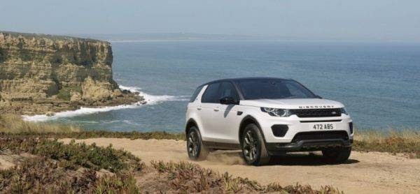 MY2019 Land Rover Discovery Sport