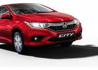 Honda City ZX Petrol MT Red