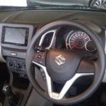 Next-Gen Maruti WagonR Steering