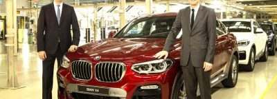 BMW X4 Launched in India