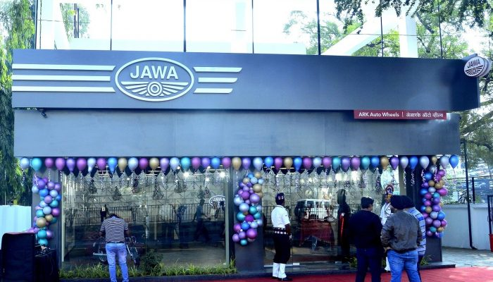 Jawa Motorcycles first showroom in Nashik opens doors