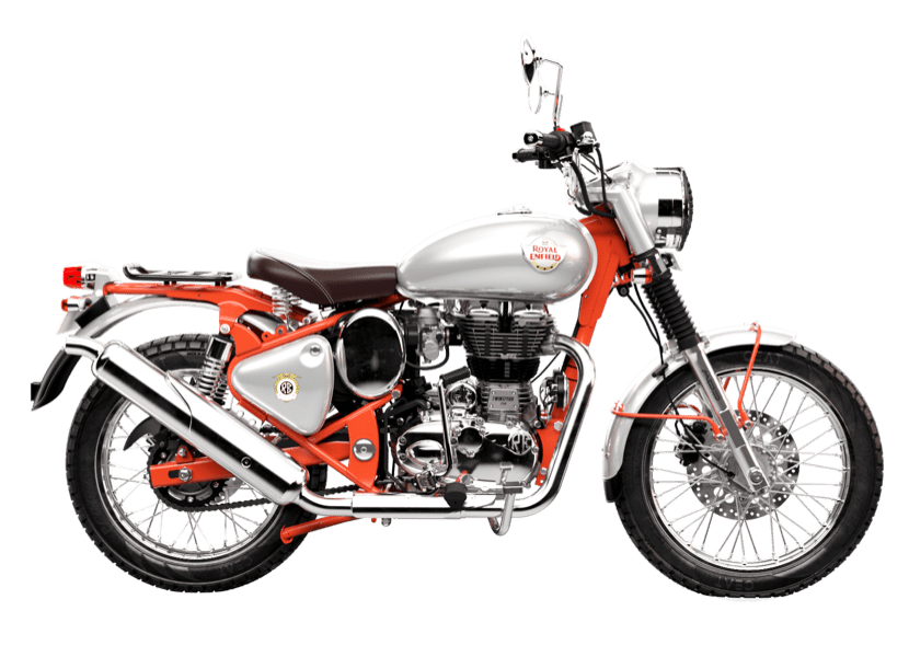 Royale Enfield Bullet Trials 350