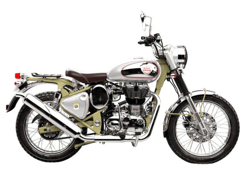 Royale Enfield Bullet Trials 500
