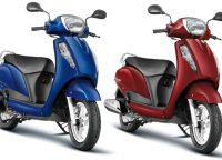Suzuki Access 125 Drum Brake With CBS Launched In India At INR 56,667