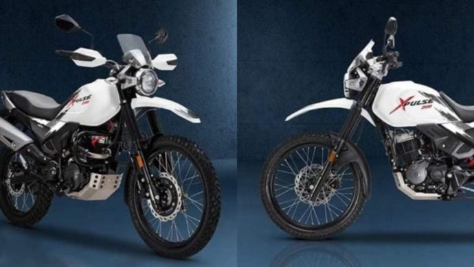 Hero Xpulse200 Series India Launch