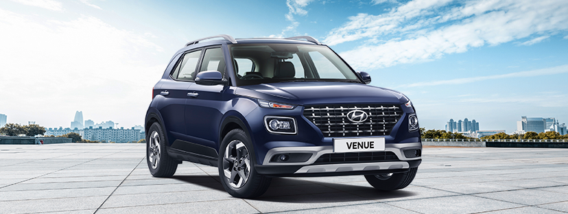 Hyundai Venue Compact Suv Images Specifications And All