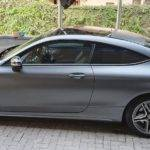 India's First Mercedes C43 AMG Coupe Delivered in Mumbai