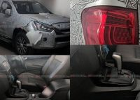 New Isuzu D-max V-Cross AT Spied, Launch Likely Soon