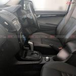 Isuzu D-max V-cross AT Spied Interior Image