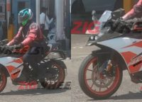 KTM R125 Spotted During Public Road Test, Launching Soon?