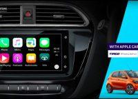 Tata Tiago And Tigor Now Available With Apple CarPlay
