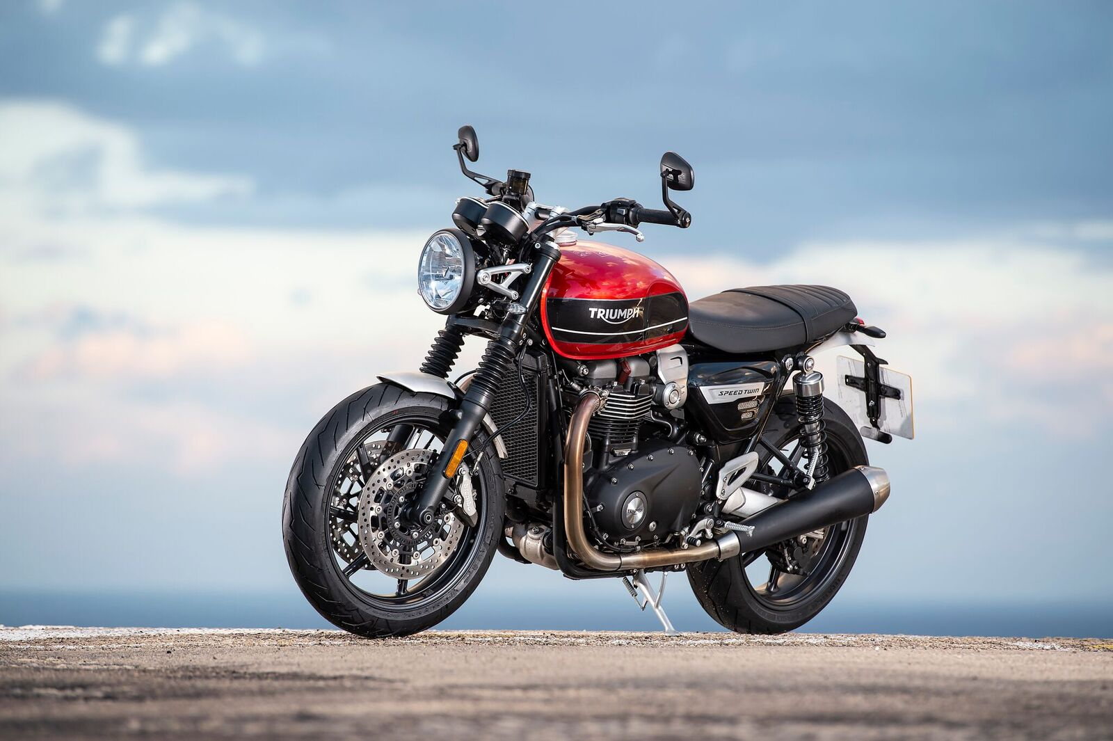 Triumph Speed Twin Launched in India