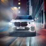 2019 BMW X5 Front Image