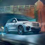 2019 BMW X5 Side View Image