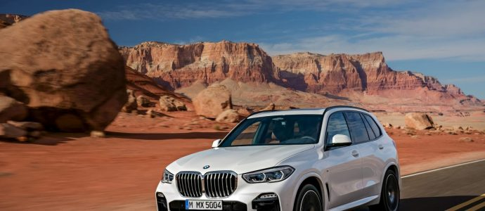 BMW X5 2019 Launched In India