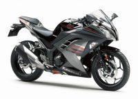 Kawasaki Ninja 300 ABS family gets two new colours