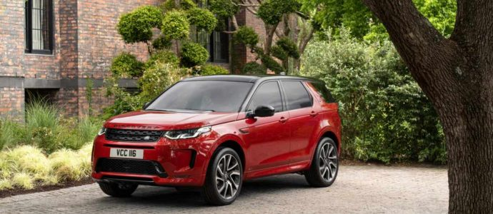 New Discovery Sport 2019