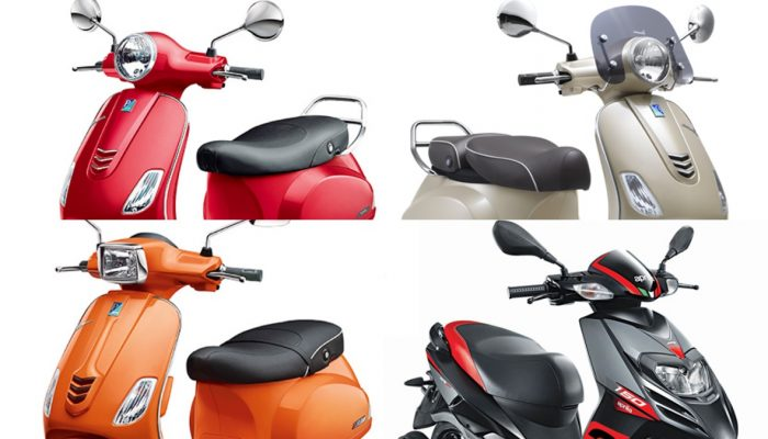 150cc scooters in indian market