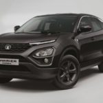 Tata Harrier Dark Variant Front View